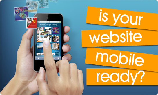 create Mobile friendly Website
