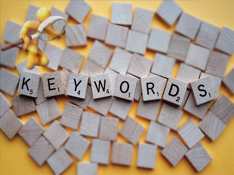 Google keywords Research