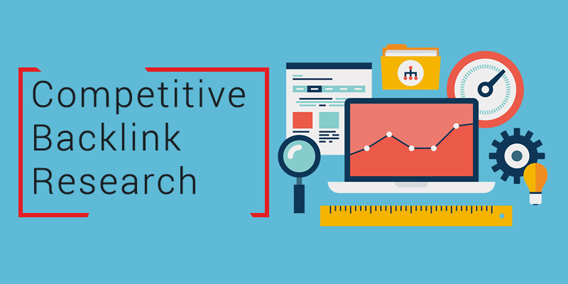 Competitive backlink research
