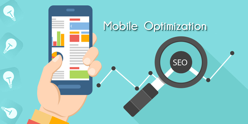 website mobile optimization