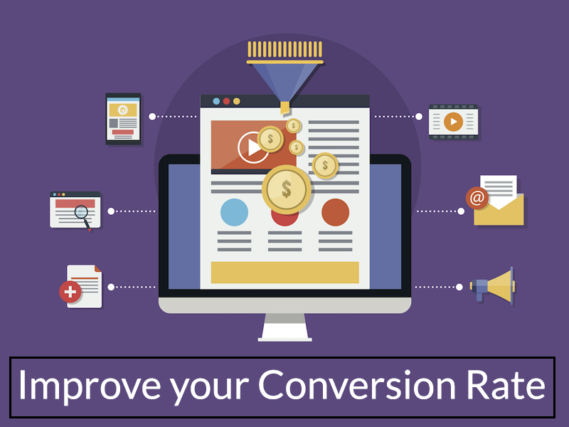 Improve your Conversion Rate