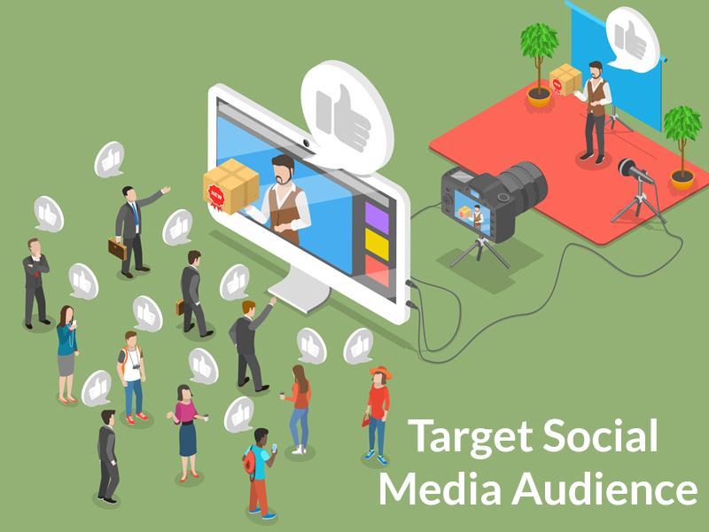 Target Social Media Audience