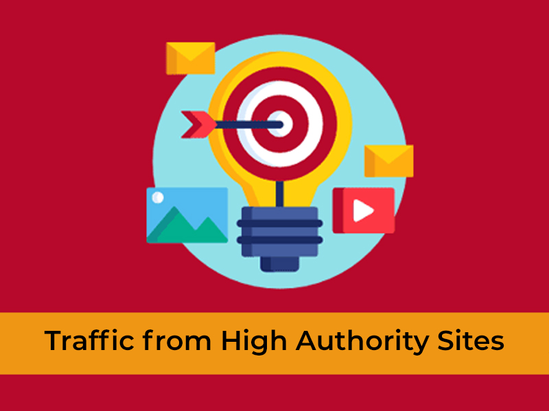 Traffic from High-Authority Sites