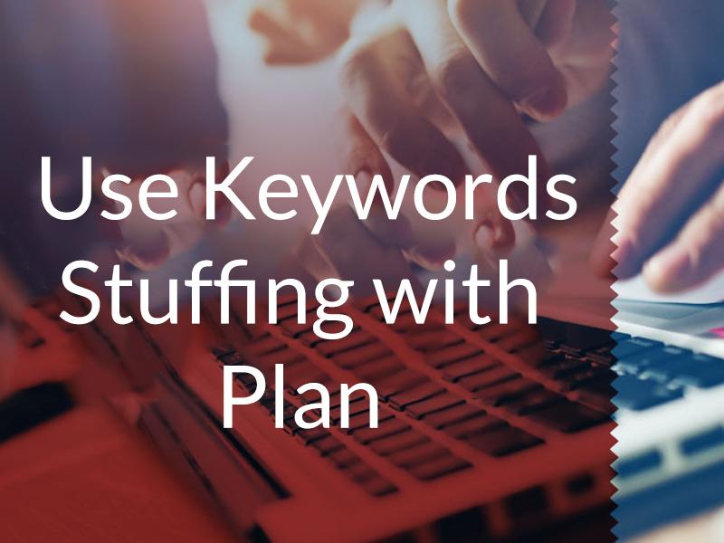 Keywords Stuffing