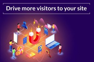 drive more visitors to your site
