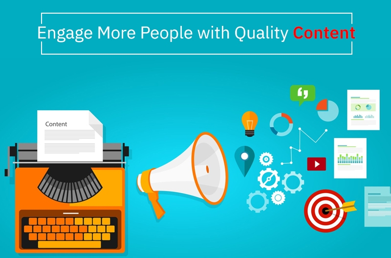 ngage More People with Quality Content