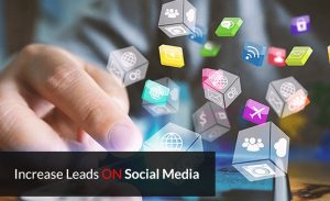 Increase Leads ON Social Media