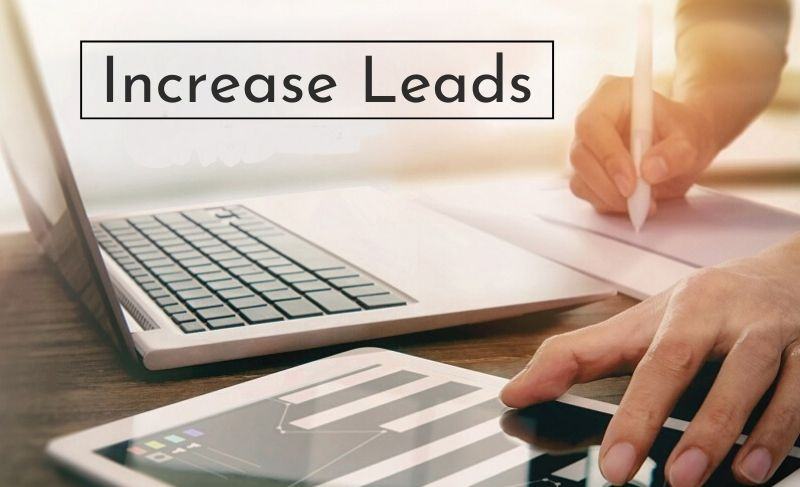 Increase Leads by SEO and Social Media