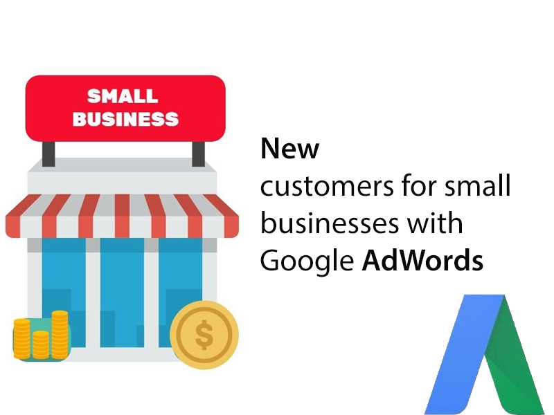 New customers for small businesses with Google AdWords