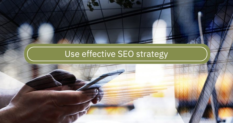 effective SEO strategy