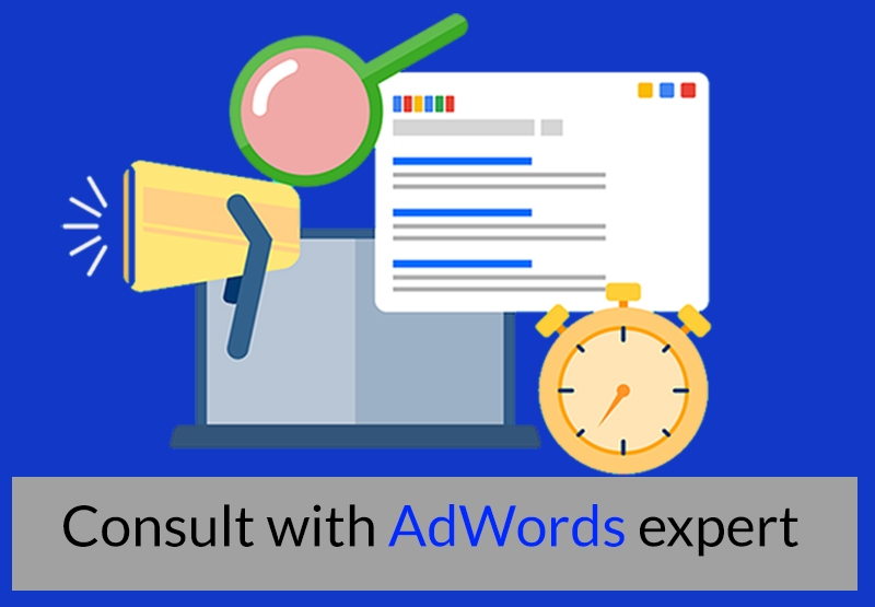 consult with AdWords expert