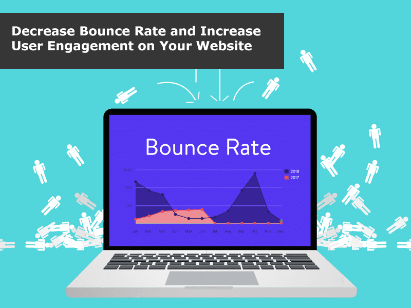 Decrease Bounce Rate and Increase User Engagement on Your Website