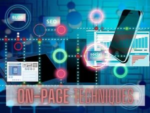 8 On-Page SEO Techniques