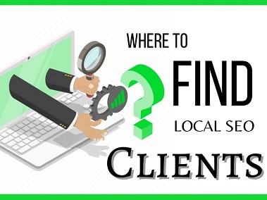 Find Local SEO Clients