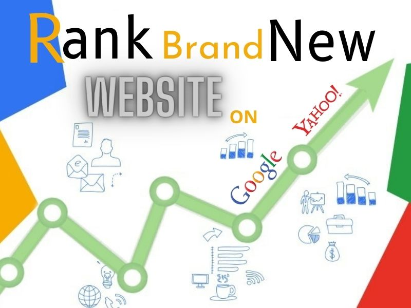 Rank Your Brand New Website on GOOGLE