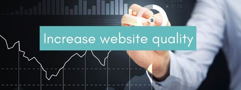 Increase Website Quality